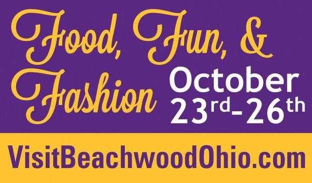 Beachwood Food, Fun and Fashion Week