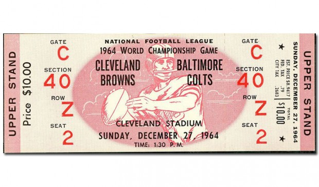 When Browns Town was a Title Town