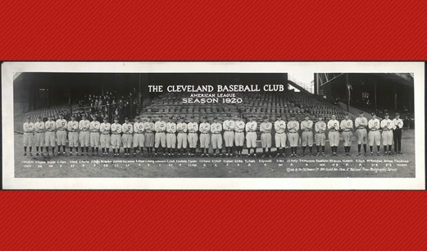 1920s Cleveland Indians