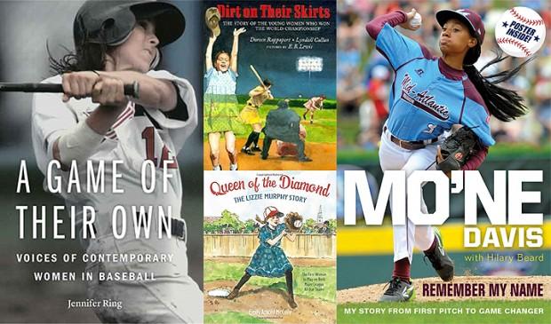 Women in Baseball Books