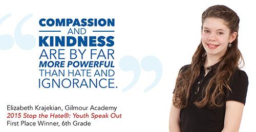 Compassion - Elizabeth Krajekian