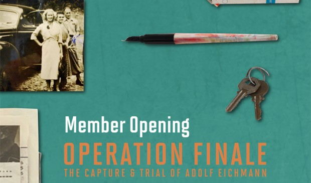 Operation Finale Member Opening