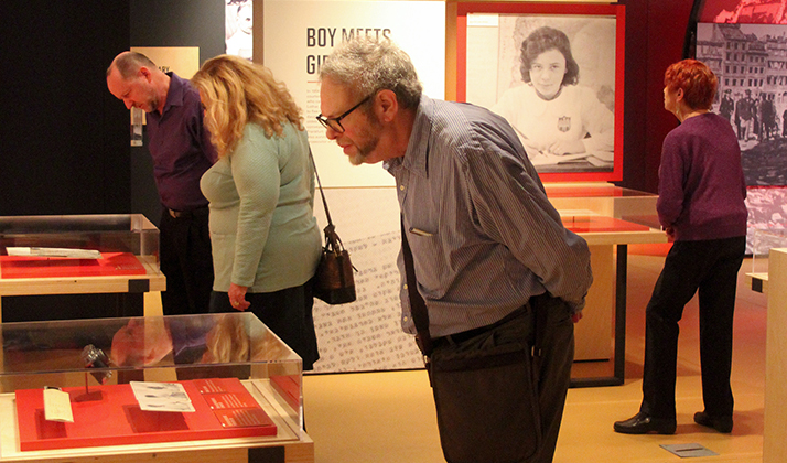 Operation Finale at the Maltz Museum