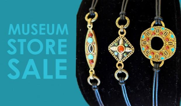 Museum Store Sale