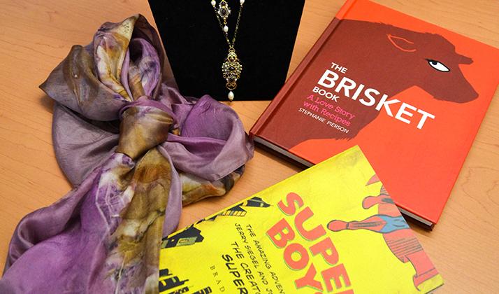 Baubles, Bangles & Books