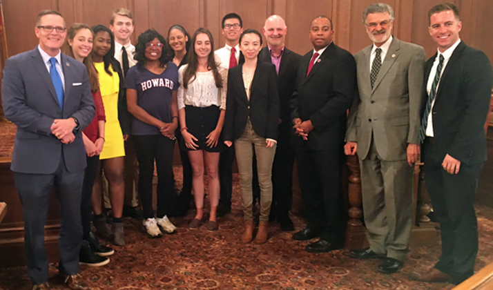 Mayor Jackson, City Council & Stop the Hate® Finalists